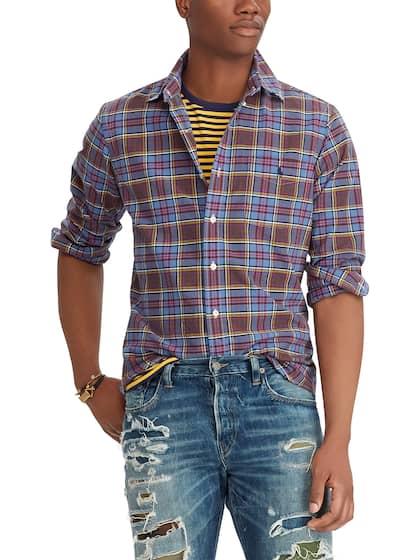 8bd6e9e7 Polo Ralph Lauren Shirts - Buy Polo Ralph Lauren Shirts online in India