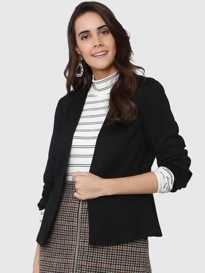 1e4fac7ac Women Blazers Online - Buy Blazers for Women in India