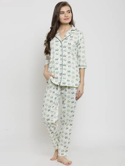 Night Suits - Buy Night Suits for Men   Women Online - Myntra 202010b60
