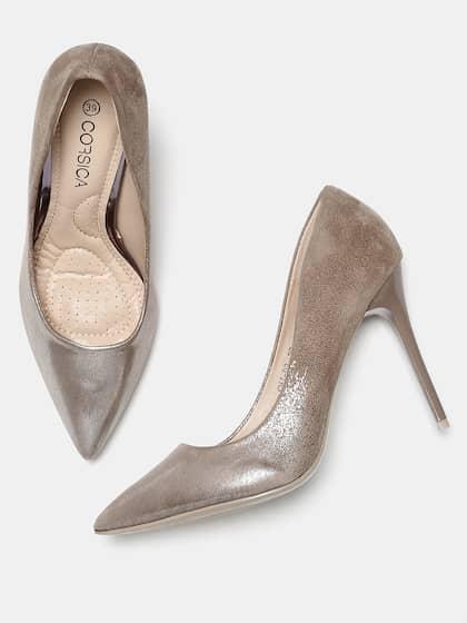 b2440c4ce3 Heels Online - Buy High Heels, Pencil Heels Sandals Online | Myntra