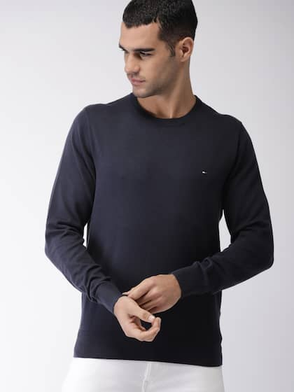 de47ac23 Tommy Hilfiger Sweaters - Buy Tommy Hilfiger Sweaters online in India