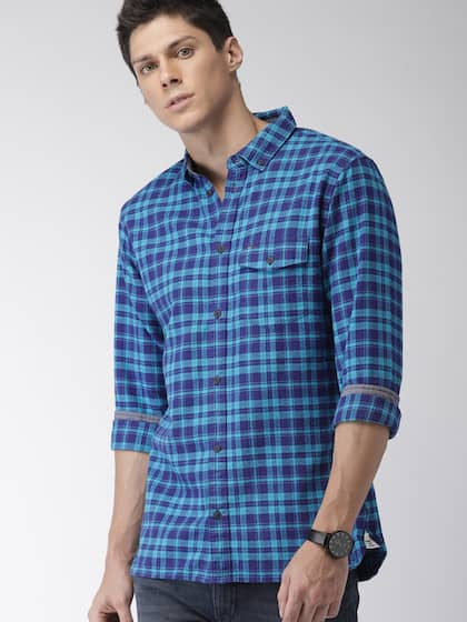63a978663 Shirts - Buy Shirts for Men, Women & Kids Online in India | Myntra