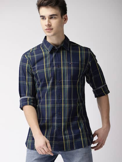be805269 Tommy Hilfiger Shirts - Buy Tommy Hilfiger Shirt Online | Myntra