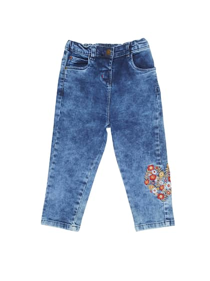 b1e3999020a Girls Jeans Trousers Capris - Buy Girls Jeans Trousers Capris online ...
