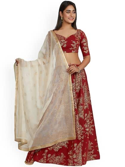 4ed2a38d2aabe Lehenga - Buy Designer Lehengas Online in India