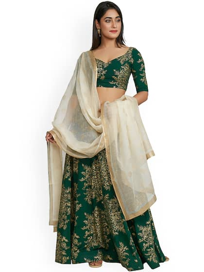 bcb378d0f Cotton Lehenga - Buy Cotton Lehenga Choli Online