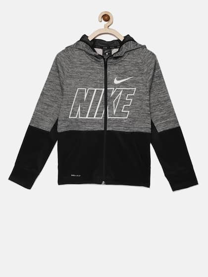 938a503370 Nike. Boys Colourblocked Sweatshirt
