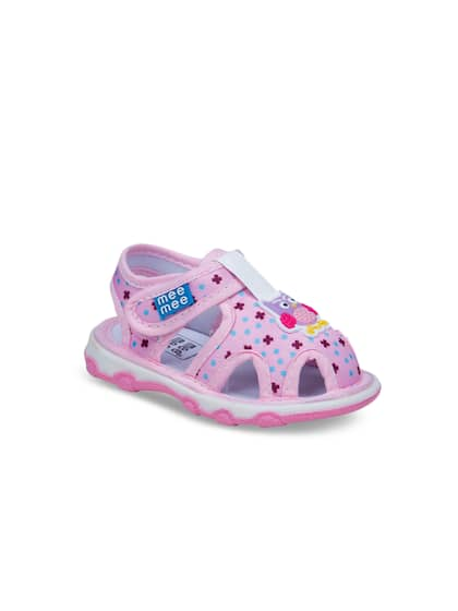 1d26169bf1dc Pink Sandals - Buy Pink Sandals Online in India
