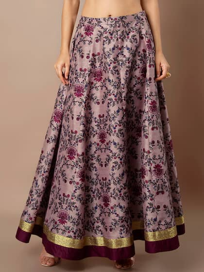 1cac4242e8be67 Maxi Skirts | Buy Maxi Skirts Online in India at Best Price