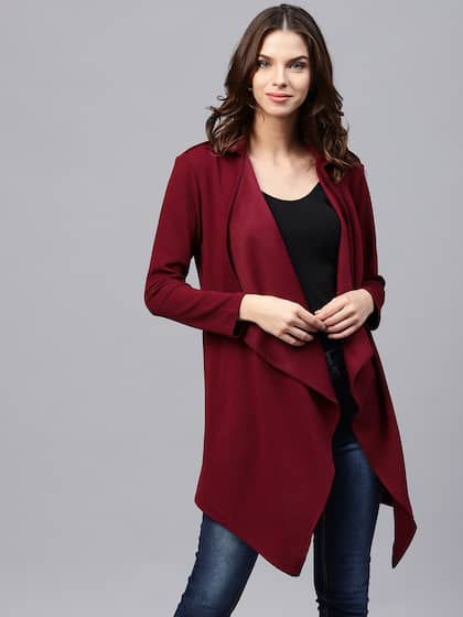 cf1f2b3dcae Shrugs - Buy Long Shrugs For Women Online - Myntra