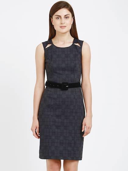 Formal Dresses Buy Formal Dress For Women Girls Online Myntra
