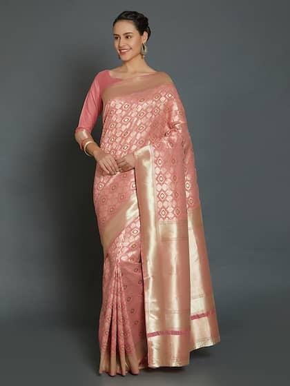 31a7d48996a1c4 Kanjeevaram Saree - Shop Kanjeevaram Silk Sarees Online