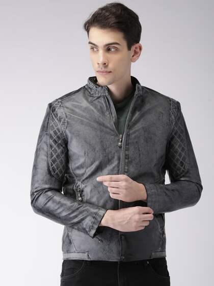 2da75b9a9 Biker Jackets - Buy Biker Jacket Online in India