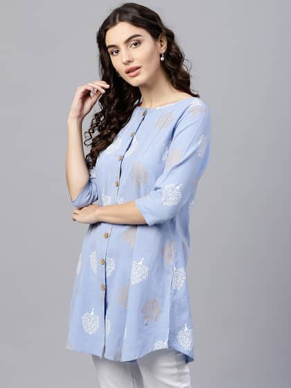 42781d61d984 Tunics for Women - Buy Tunic Tops For Women Online in India