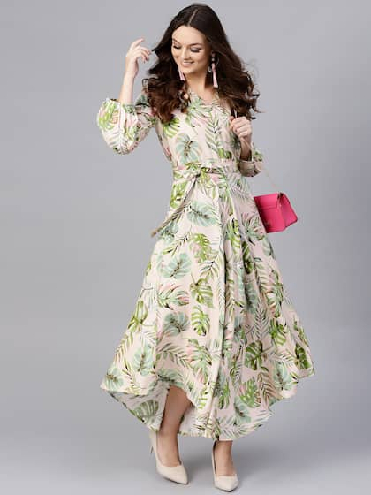 713072a77b Wrap Dresses - Buy Wrap Dresses online in India