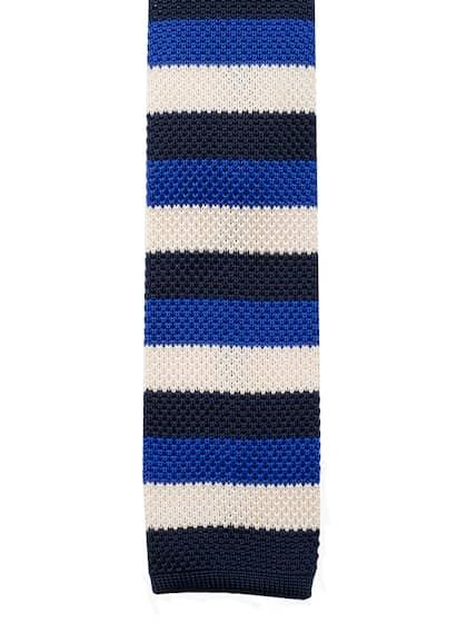 2a46e26fedf6 Tossido Blue Ties Cufflinks And Pocket Square - Buy Tossido Blue ...