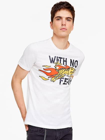0ef2025af9ce Men T-shirts - Buy T-shirt for Men Online in India | Myntra