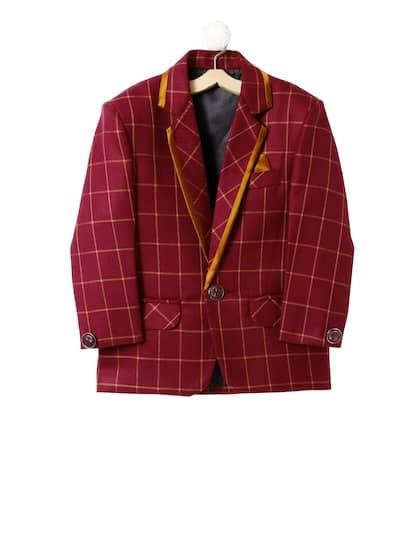 29f402520 Blazer for Boys - Buy Boys Blazers Online in India
