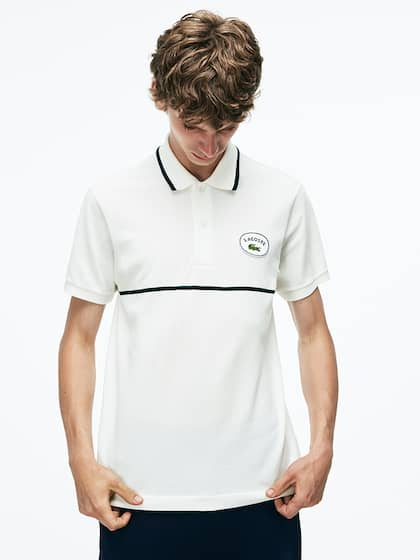 1bbdf8aa Lacoste T-Shirts - Buy T Shirt from Lacoste Online Store | Myntra