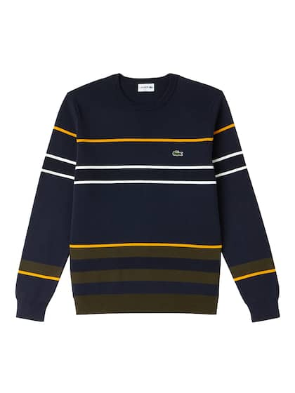 861bff975e1af5 Sweaters for Men - Buy Mens Sweaters, Woollen Sweaters Online - Myntra