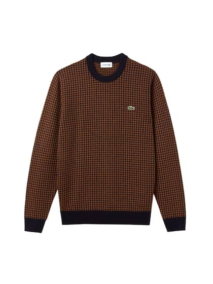 022ff3f25 Lacoste Sweaters - Buy Lacoste Sweaters online in India