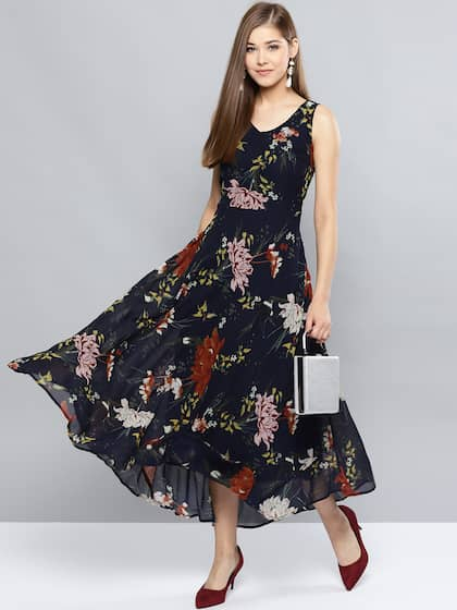 Long Dresses - Buy Maxi Dresses for Women Online in India - Upto 70% OFF fb2568113
