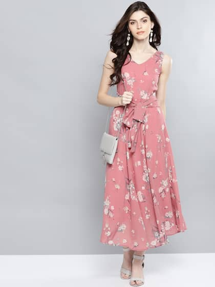 77e730d1bb1 Long Dresses - Buy Maxi Dresses for Women Online in India - Upto 70% OFF