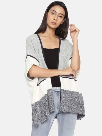 c0d962d45 Elle Women Shrug - Buy Elle Women Shrug online in India