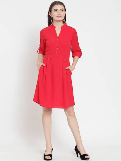 225dd246a Latin Quarters Fit Flare Dress Apparel - Buy Latin Quarters Fit ...
