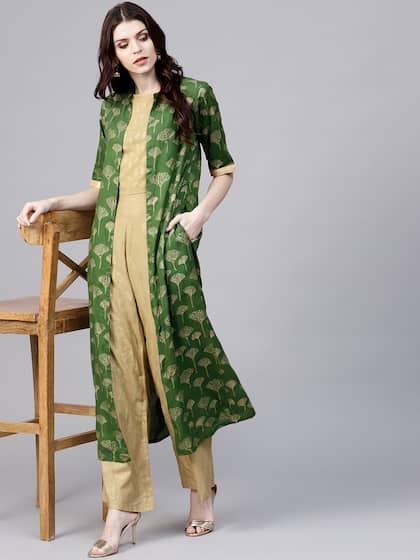 f76af4711a Women Ethnic Wear Jackets - Buy Women Ethnic Wear Jackets online in ...