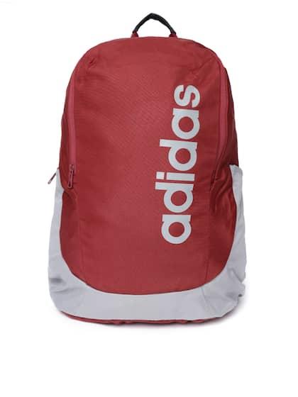 ADIDAS Unisex Maroon   Grey Parkhood XL Printed Laptop Backpack 0126422a3f62d