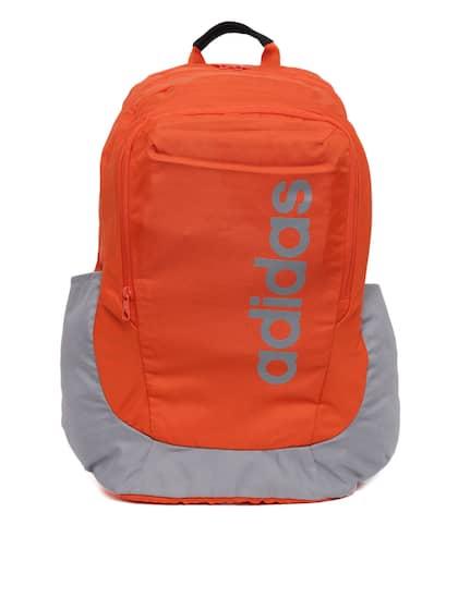 Adidas Orange Backpacks - Buy Adidas Orange Backpacks online in India