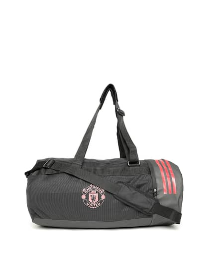 sports shoes ee2ed 65a9a ADIDAS. Unisex MUFC DU Duffle Bag