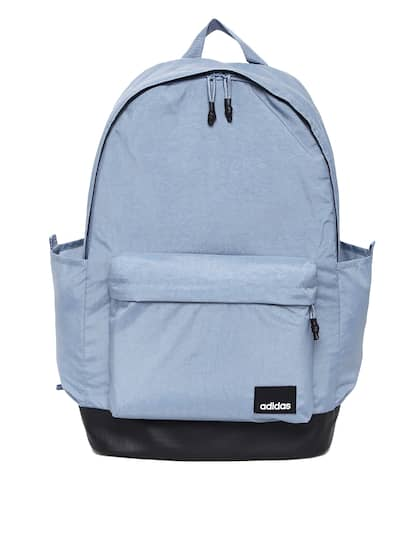 27965f4a6af9 ADIDAS Unisex Blue Solid Daily Big Mix Laptop Backpack