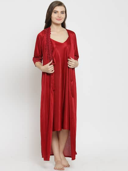 Sleeveless Nightwear - Buy Sleeveless Nightwear online in India f8a4515ba