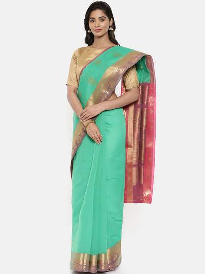 113954aa820ad6 Cotton Sarees - Buy Cotton Sarees Online in India