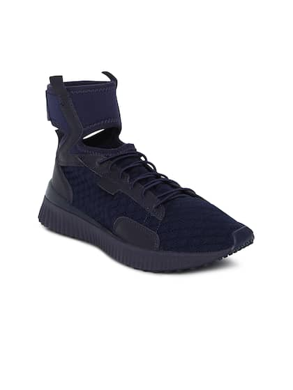 Puma High Top Shoes - Buy Puma High Top Shoes online in India 2683efa77