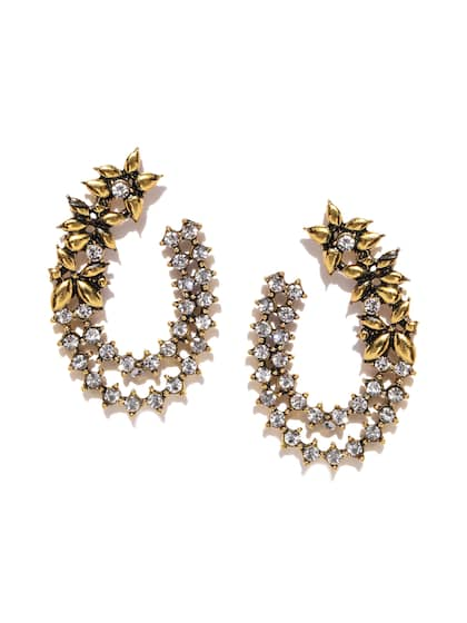 04c1b3ee6 Earrings - Buy Earring for Women & Girls Online in India | Myntra
