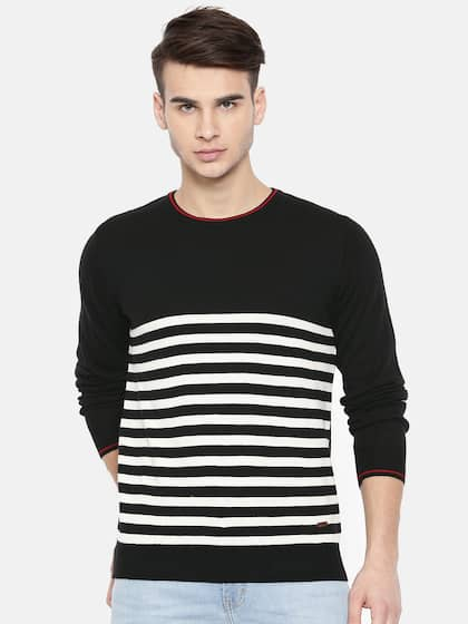 950e45cb1e081 Sweaters for Men - Buy Mens Sweaters, Woollen Sweaters Online - Myntra