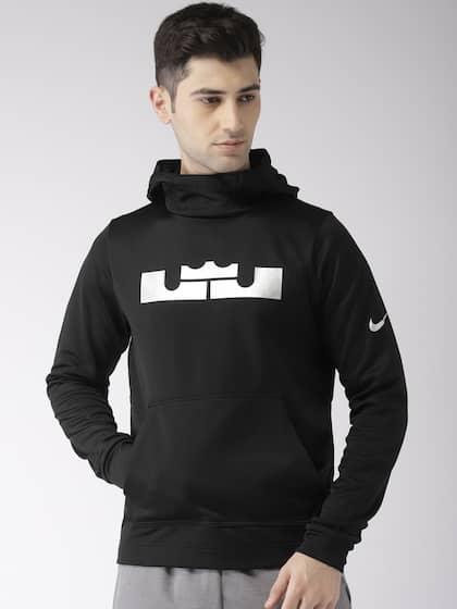 82d88af66fa74 Nike. Men DRI-FIT Hooded Sweatshirt