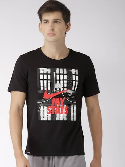 089c6d6b Nike TShirts - Buy Nike T-shirts Online in India | Myntra