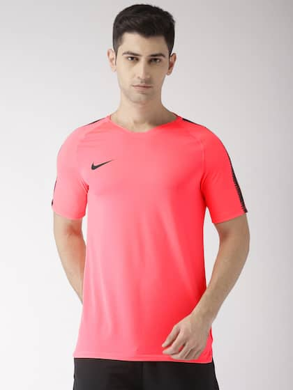 5c18ab6657be4 Nike TShirts - Buy Nike T-shirts Online in India   Myntra