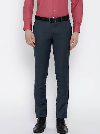 e4045c9f4f7 J Hampstead. Men Lean Slim Formal Trousers