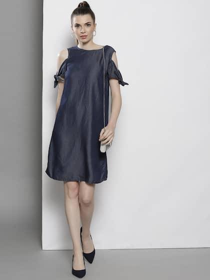 06ead122701 Blue Dress - Buy Blue Dresses For Women & Girls Online |Myntra