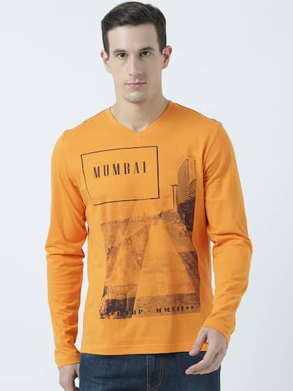 59d15c96f39 Men T-shirts - Buy T-shirt for Men Online in India