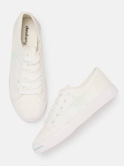 e836115280b3e Casual Shoes For Women - Buy Women's Casual Shoes Online from Myntra