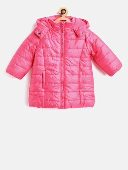 50288d8ba3c7 Jackets for Girls - Buy Jacket for Girls online in India