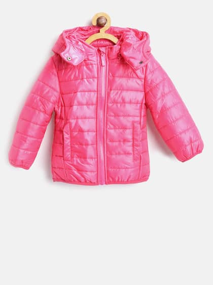 eb36c3464 Jackets for Girls - Buy Jacket for Girls online in India