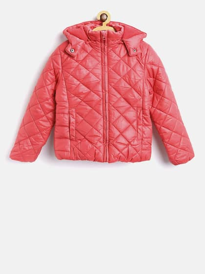 6aab2c292eaa4 Winter Jackets For Girls- Buy Girls Winter Jackets online in India