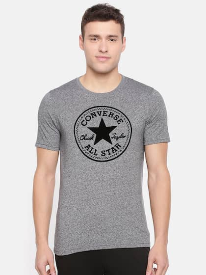 classic styles genuine shoes Sales promotion Converse Tshirts - Buy Converse Tshirts Online in India
